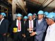 Haïti - Politique : Visite de Moïse à la Centrale électrique de Varreux