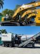 Haïti - Politique : $40M d'équipements lourds flambant neuf, remis au Travaux Public