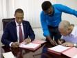 iciHaïti - Éducation : Plus de 3,2 millions de subvention pour les non-voyants