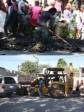iciHaïti - Croix-des-Bouquets : L'opération d'assainissement se poursuit