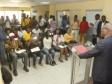 Haïti - Environnement : Le Ministre Jouthe déçu du maigre bilan de la COP25