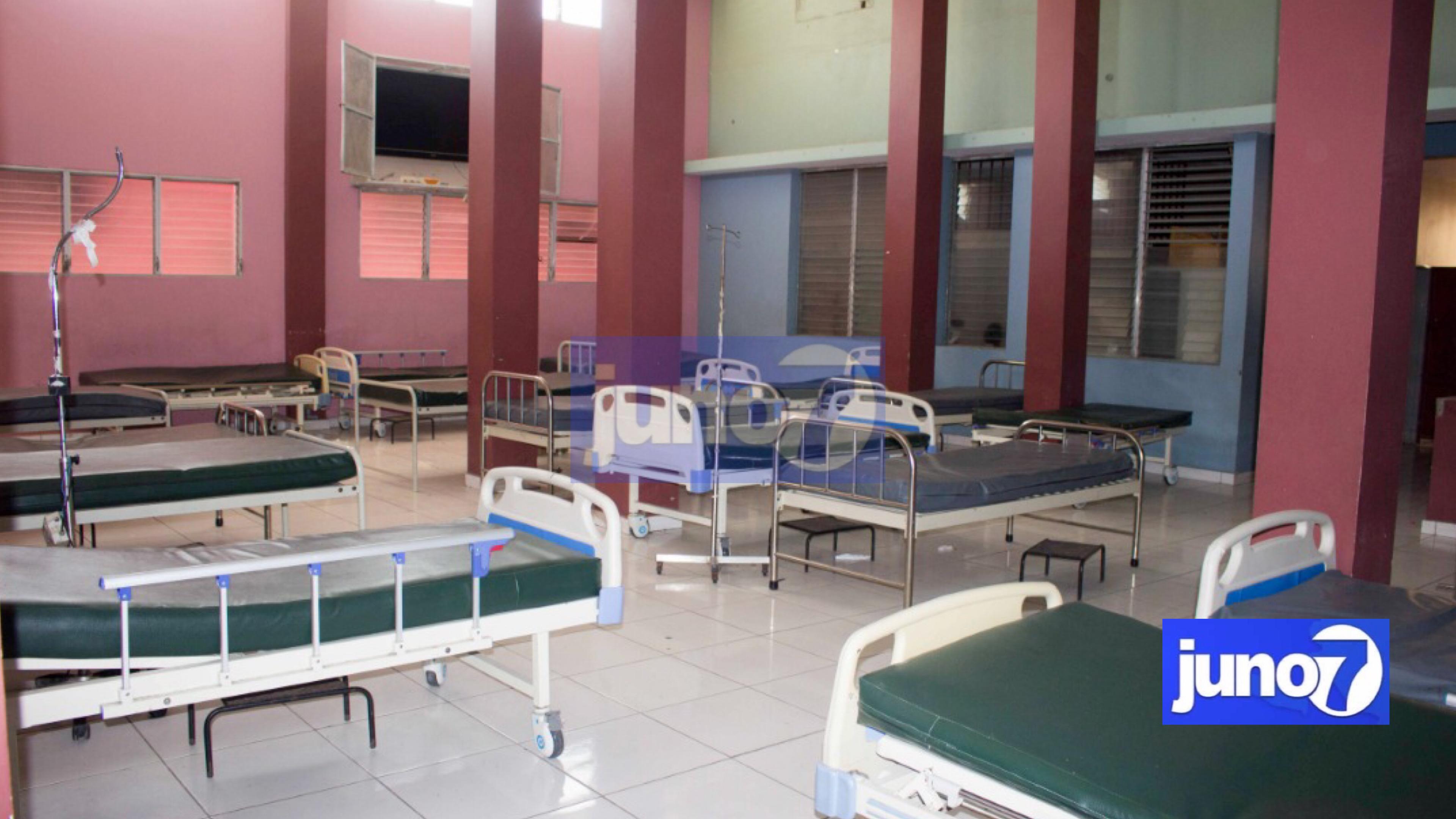 Haïti Santé: l'Hôpital La Paix en grève